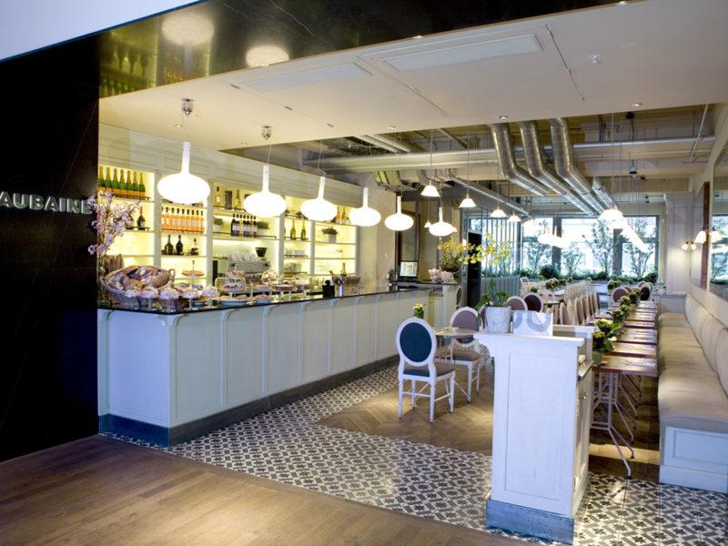 Aubaine Restaurant Selfridges