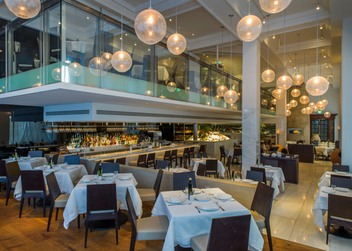 Milos Restaurant - London