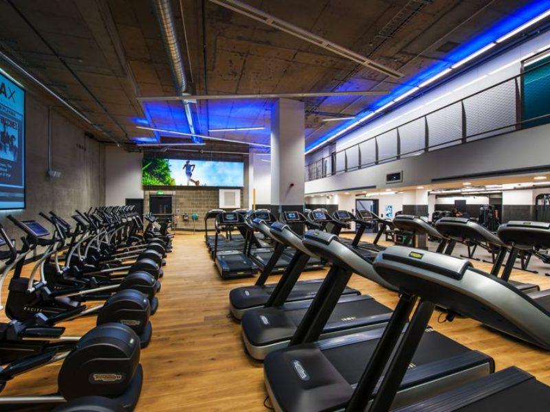 LAX Fitness - London
