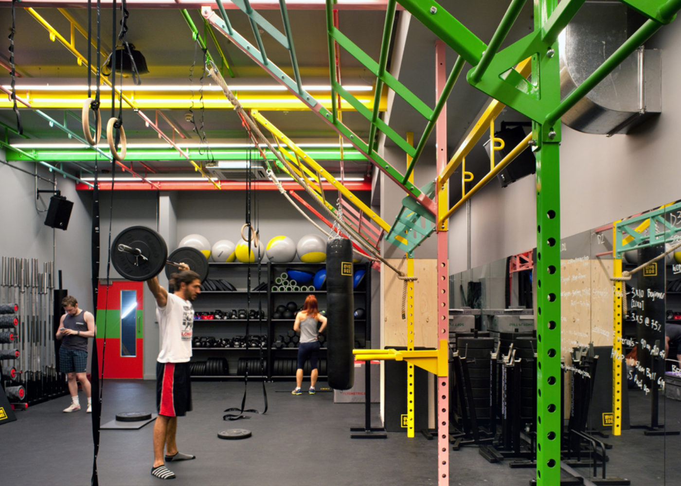 Gymbox-