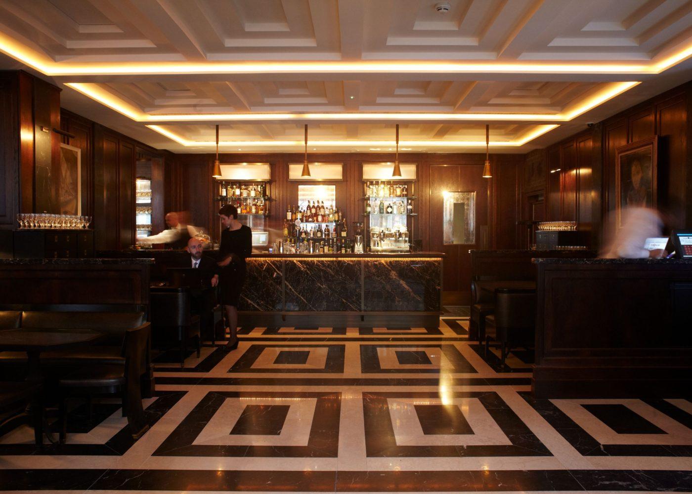 The Delaunay Bar