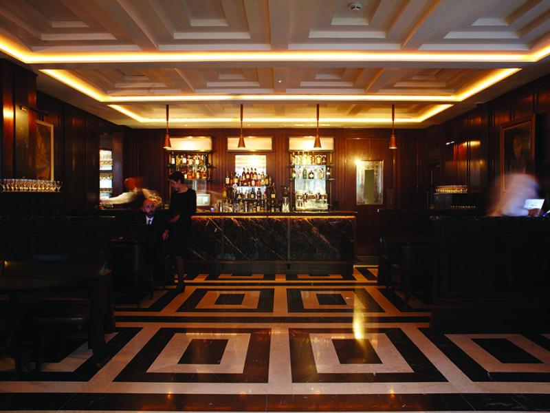 The-Delaunay-Bar
