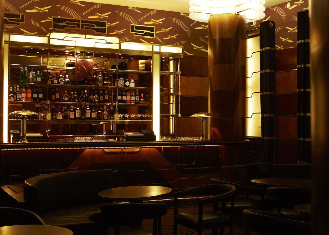 Zedel Bar Americain