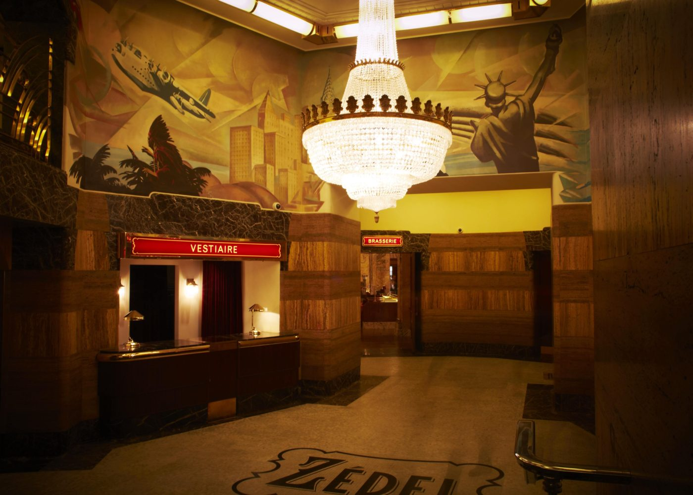 Zedel Foyer